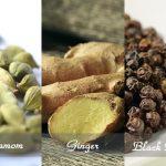 ブレンドに役立つスパイス系の精油3種類